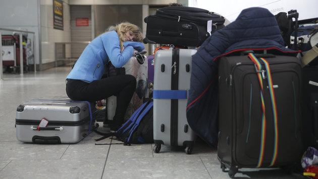 British Airways: Flugbetrieb weltweit gestört (Bild: AFP)