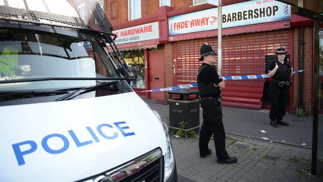Bilder zeigen Attentäter kurz vor seinem Angriff (Bild: AFP)