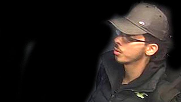 Ein Bild des Manchester-Attentäters Salman Abedi, das die Polizei veröffentlicht hat. (Bild: AP)