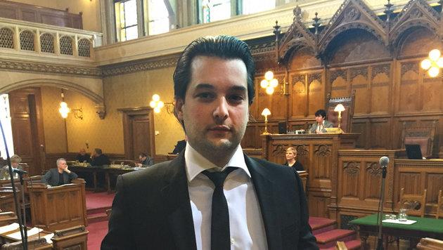 Der Wiener FPÖ-Klubchef Dominik Nepp scheiterte mehrmals mit Neuwahlanträgen im Gemeinderat. (Bild: FPÖ Wien)