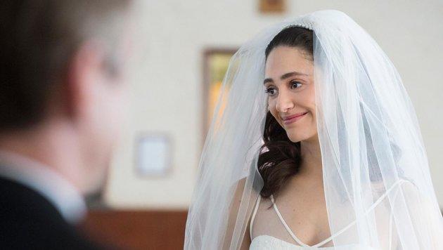 """Emmy Rossum als Fiona Gallagher in der 6. Staffel von """"Shameless"""" (Bild: CapFSD/face to face)"""