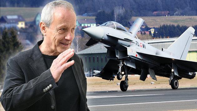 """Pilz: """"312 Mio. € Schaden durch Darabos-Vergleich"""" (Bild: APA/HELMUT FOHRINGER, Sepp Pail)"""