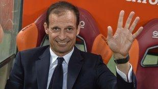 Real Madrid ist für Juve-Coach Allegri der Favorit (Bild: AFP)
