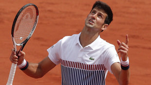 Titelverteidiger Djokovic & Muguruza starten gut (Bild: Associated Press)