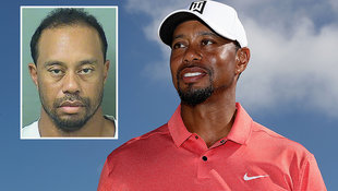 US-Golfstar Tiger Woods in Florida festgenommen! (Bild: AFP)