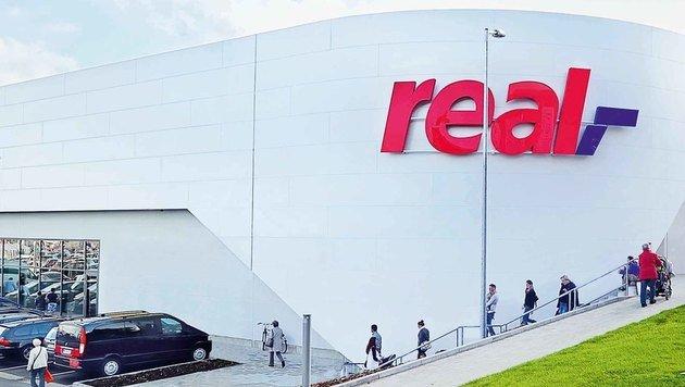 Supermarktkette analyisiert Gesichter von Kunden (Bild: Real)