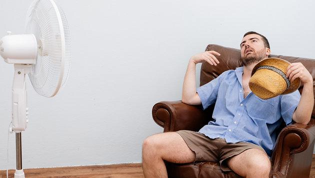 Ohne Klimaanlage: Wie Sie Ihre Wohnung abkühlen (Bild: thinkstcokphotos.de)