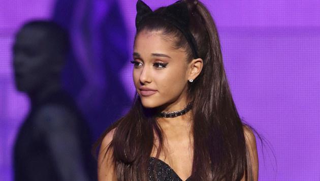 Ariana Grande (Bild: Greg Allen/Invision/AP)