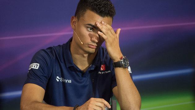 Grünes Licht für Wehrlein nach Monaco-Crash (Bild: AFP)