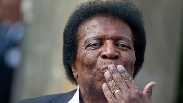 Roberto Blanco als vermeintlicher Raser gestoppt (Bild: EPA/Daniel Karmann)
