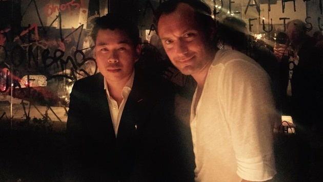 "Party im ""Club X"": Law & Martin Ho (Bild: leisure.at)"