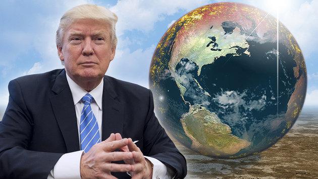 """USA sehen """"keinen Grund, uns zu entschuldigen"""" (Bild: APA/AFP/Saul Loeb, thinkstockphotos.de)"""