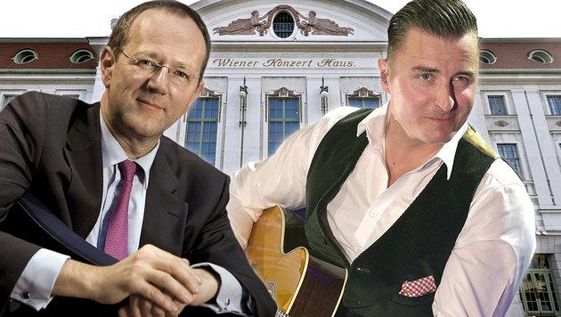 Wien: Konzerthaus-Chef erhielt sogar Morddrohung (Bild: APA, APA/HANS PUNZ, APA/HERBERT NEUBAUER)