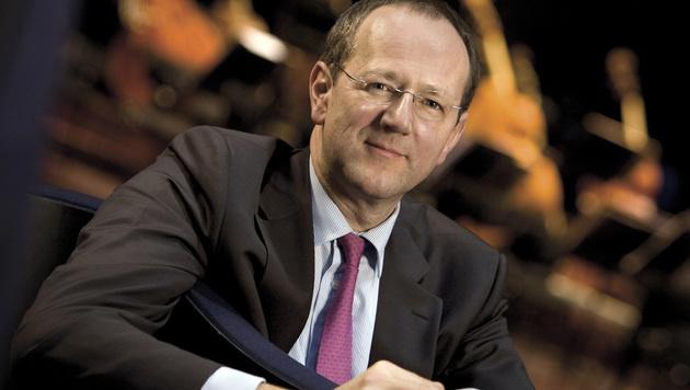 Matthias Naske, Chef des Wiener Konzerthauses (Bild: APA/SÉBASTIEN GRÉBILLE/PHILHARMONIE LUXEMBOURG)