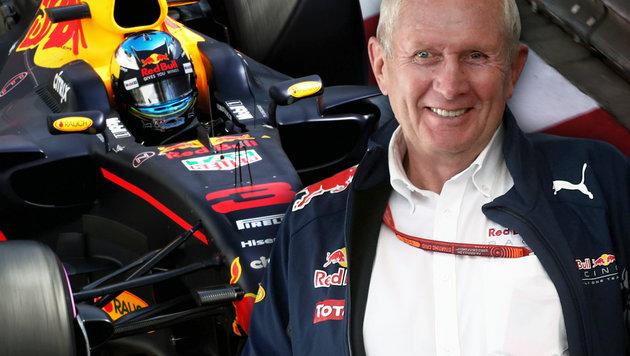 """Marko: Red Bull hat """"eine gute Außenseiterchance"""" (Bild: GEPA, GETTY IMAGES NORTH AMERICA)"""