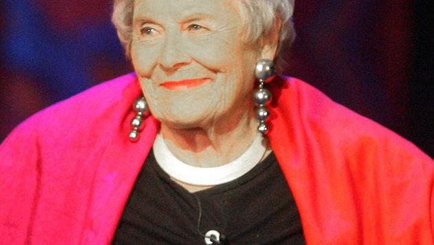Kammerschauspielerin Hilde Sochor gestorben (Bild: APA/HERBERT PFARRHOFER)