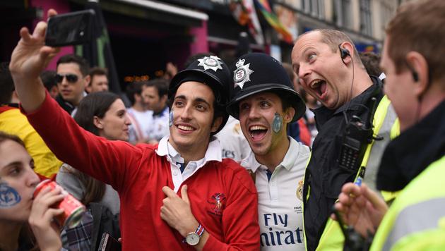 Fußball: Real Madrid gewann Champions League mit 4:1 gegen Juventus