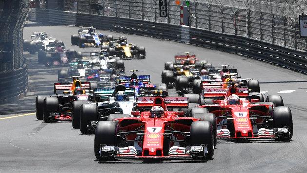 Pay-TV-Pläne: Formel 1 ab 2021 nicht mehr im ORF? (Bild: AFP)