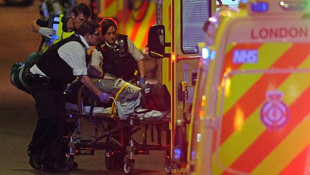 Europa im Visier des blutigen Terrors (Bild: AFP)