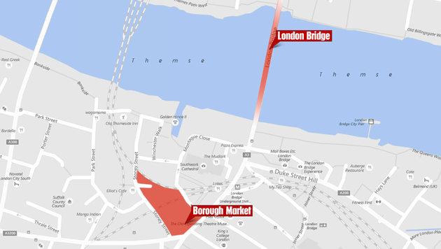 Dritter Anschlag in drei Monaten mit Lieferwagen (Bild: Bing.com)