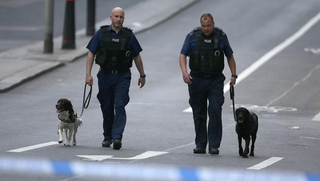 So will Theresa May den Terror bekämpfen (Bild: AFP)