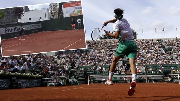 So bereitet sich Thiem auf Hit gegen Djokovic vor (Bild: AP, sportkrone.at)