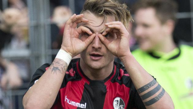 Freiburg-Angreifer wechselt für 20 Mio. zum BVB (Bild: AFP)