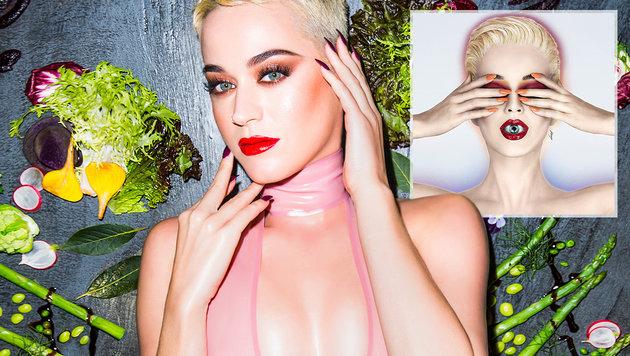 """Katy Perry erfindet sich auf """"Witness"""" neu (Bild: Universal Music)"""