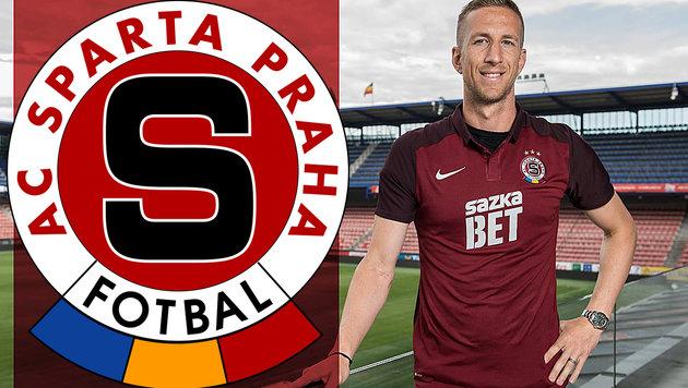 Marc Janko wechselt zu Sparta Prag! (Bild: AC Sparta Praha)