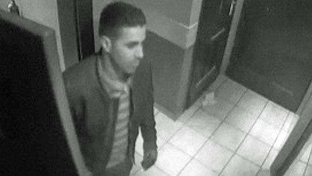 Sexattacke in Wien: Polizei sucht diesen Mann (Bild: LPD Wien)