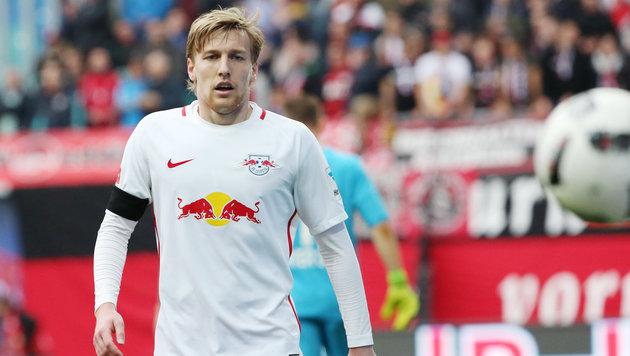 Emil Forsberg (Bild: GEPA)