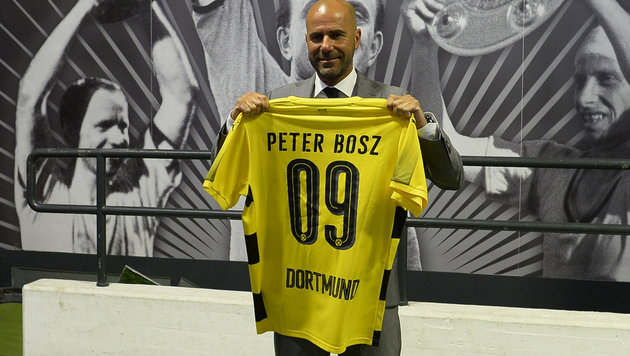 "Bosz: ""Dortmund gehört zu größten Klubs Europas"" (Bild: AFP)"
