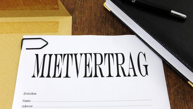 Mietzins kostenlos überprüfen lassen (Bild: thinkstockphotos.de)
