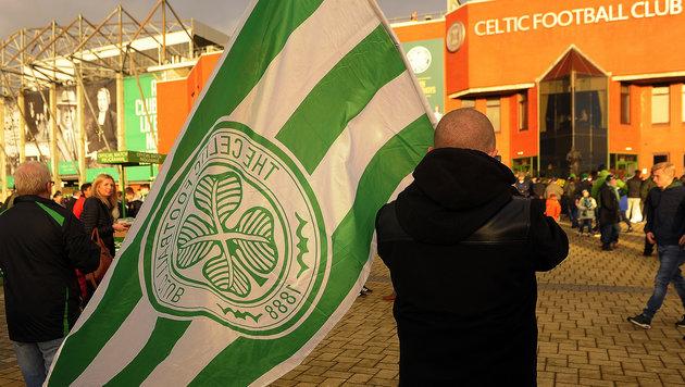 Prominenter Test-Gegner: Rapid spielt gegen Celtic (Bild: AFP)