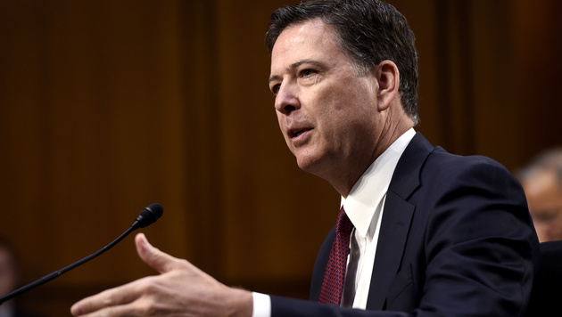 Ex-FBI-Chef James Comey (Bild: AFP)