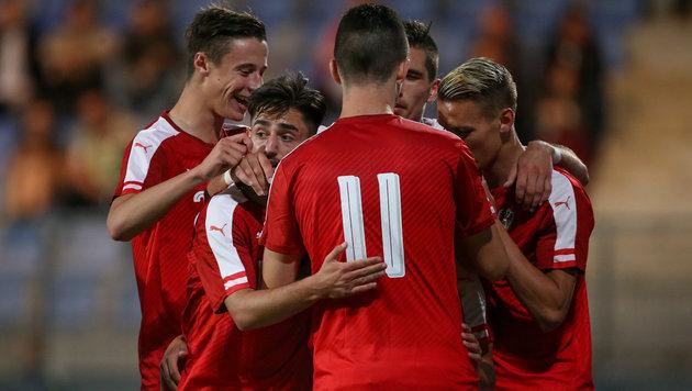 U21-Team startet mit Sieg in EM-Qualifikation (Bild: GEPA)