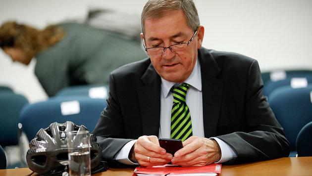Salzburgs Bürgermeister Heinz Schaden (Bild: Markus Tschepp)
