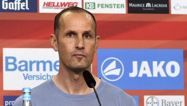 Heiko Herrlich neuer Trainer bei Bayer Leverkusen (Bild: AP)