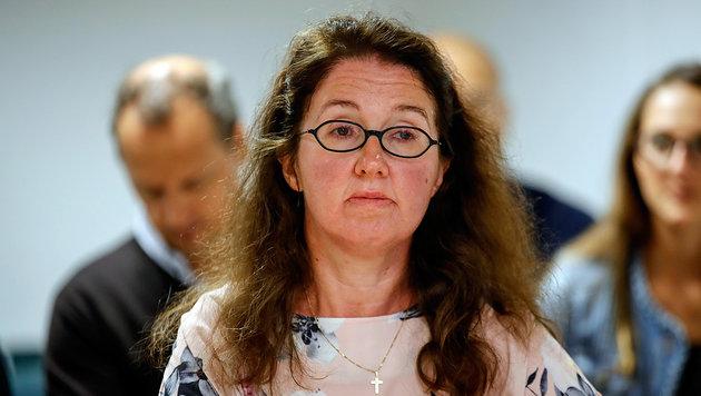 Die ehemalige Budgetreferatsleiterin Monika Rathgeber (Bild: Markus Tschepp)
