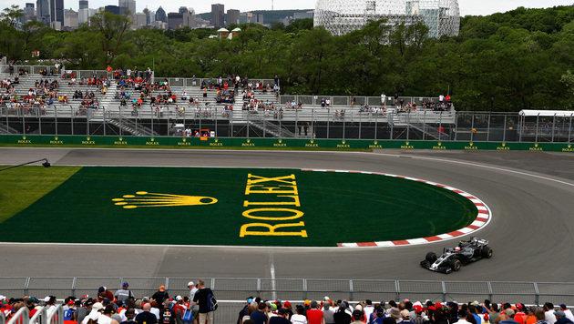 Montreal bleibt bis 2029 im Formel-1-Kalender (Bild: AP)