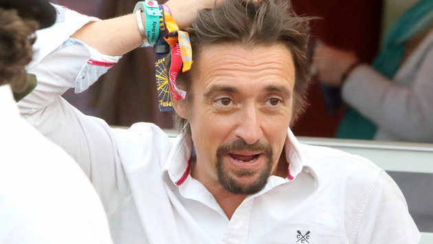 Richard Hammond (Bild: Viennareport)