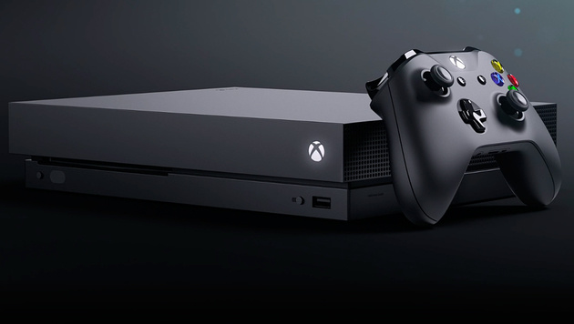 "Microsoft enthüllt neue Super-Konsole ""Xbox One X"" (Bild: Microsoft)"