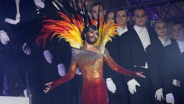 Conchita Wurst (Bild: APA/GEORG HOCHMUTH)