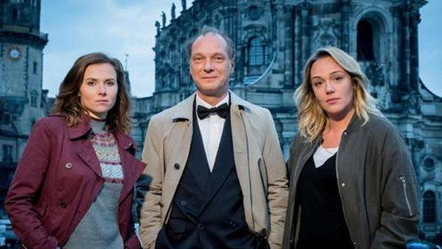 """Martin Brambach ermittelt im """"Tatort"""" als Inspektor Peter Michael Schnabel. (Bild: daserste.de)"""