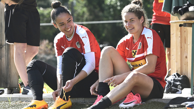 Das sind die Stars der Frauenfußball-EM 2017 (Bild: APA/HANS PUNZ)