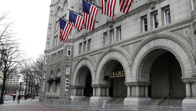 Finanzen offengelegt: Wie viel Trump verdient (Bild: AP)