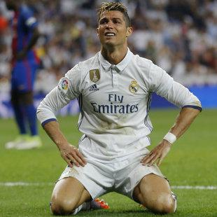 Real-Berufung ohne Erfolg: Ronaldo bleibt gesperrt (Bild: Associated Press)