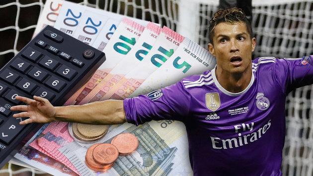 Champions League ab 2018 nur mehr im Pay-TV (Bild: AP, thinkstockphotos.de)