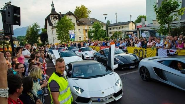 Tolle Preise am Sportwagenfestival gewinnen! (Bild: Martin Inzinger – Martin XR Design)