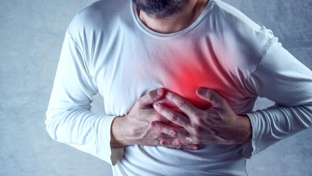 Große Menschen haben höheres Thrombose-Risiko (Bild: thinkstockphotos.com)